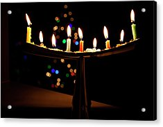 Acrylic Print featuring the photograph Happy Holidays by Susan Stone