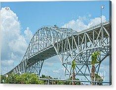 Harbor Bridge Acrylic Print
