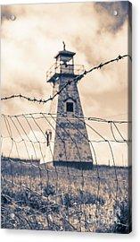 Haunted Lighthouse Acrylic Print