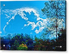 Heaven In Tennessee Acrylic Print