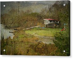 Home Sweet Home 2 Acrylic Print by Dale Stillman