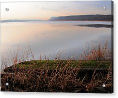 Hudson River Vista Acrylic Print