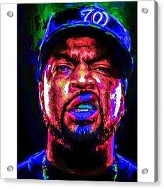 @icecube #icecube #osheajackson Acrylic Print
