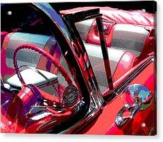 Impala Acrylic Print by Audrey Venute