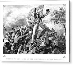 India: Sepoy Rebellion, 1857 Acrylic Print by Granger