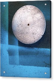 Infuse Acrylic Print by Tom Druin