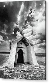 Isluga Church Acrylic Print