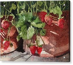 It's Berry Season Acrylic Print