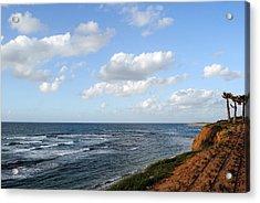 Jaffa Beach 5 Acrylic Print