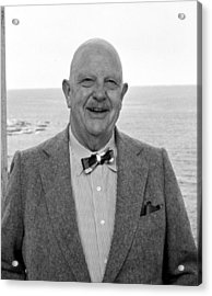 James Beard Acrylic Print