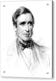 James Paget, English Surgeon Acrylic Print by Science Source