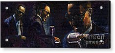 Jazz Ray Charles Acrylic Print