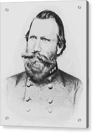 Jeb Stuart Acrylic Print by War Is Hell Store