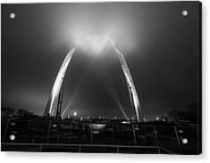 Jefferson Expansion Memorial Gateway Arch Acrylic Print