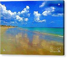 Jensen Beach  Acrylic Print