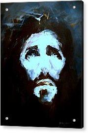 Jesus - 4 Acrylic Print by Jun Jamosmos