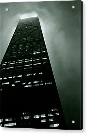 John Hancock Building - Chicago Illinois Acrylic Print