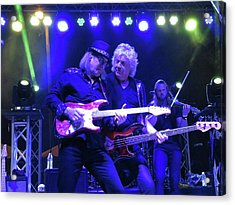 John Lodge At Ferg's Acrylic Print