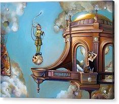 Jugglernautica Acrylic Print
