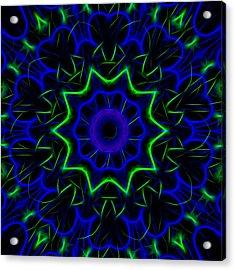 Kaleidoscope 449 Acrylic Print
