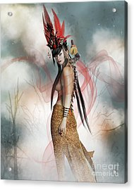 Katana  Acrylic Print