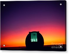 Keck Observatory Acrylic Print by Peter French - Printscapes