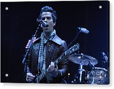 Kelly Jones Acrylic Print