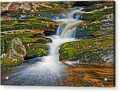 Kent Falls Acrylic Print