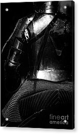 Knights Of Old 15 Acrylic Print by Bob Christopher