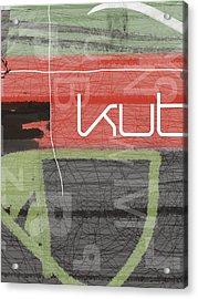 KUT Acrylic Print