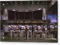 Kyoto Train Station, Japan Acrylic Print