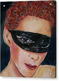 La-lennox Acrylic Print by Joseph Lawrence Vasile