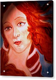 La Pastiche Acrylic Print