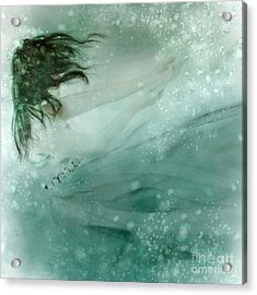 Lady Of The Lake Acrylic Print