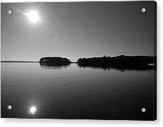 Lake Sam Rayburn Acrylic Print