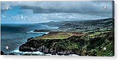 Landscapespanoramas Acrylic Print