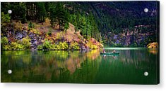 Acrylic Print featuring the photograph Life Is But A Dream by John Poon