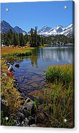 Little Lakes Valley 3 Acrylic Print