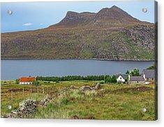 Little Loch Broom - Scotland Acrylic Print