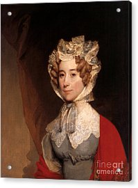 Louisa Adams, First Lady Acrylic Print by Science Source