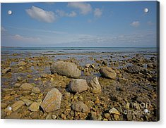 Acrylic Print featuring the photograph Low Tide by Nicola Fiscarelli