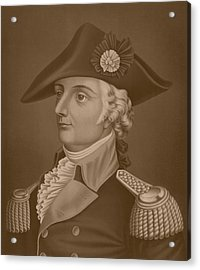 Mad Anthony Wayne Acrylic Print