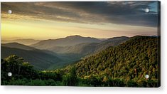Acrylic Print featuring the photograph Majestic by Ryan Wyckoff