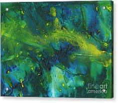 Marine Forest Acrylic Print