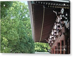 Meiji Shrine Acrylic Print