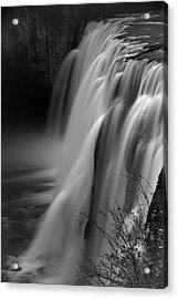 Acrylic Print featuring the photograph Mesa Falls by Raymond Salani III