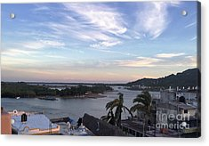 Acrylic Print featuring the photograph Mexico Memories by Victor K