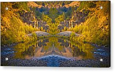 Middle Fork Magic 2 Acrylic Print