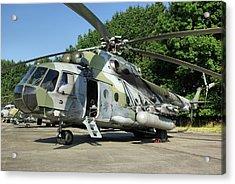Mil Mi-17 Hip Acrylic Print