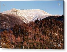Mount Lafayette - White Mountains New Hampshire Usa Acrylic Print by Erin Paul Donovan